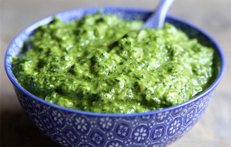Caviar d'épinard