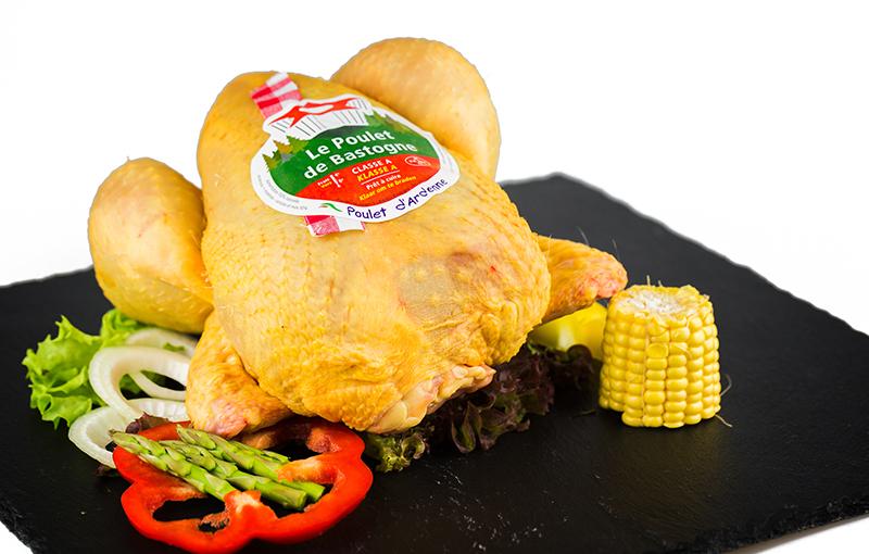 Poulet Maïs